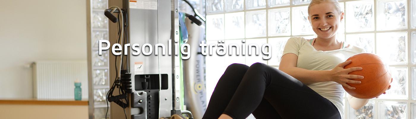 personlig träning.2